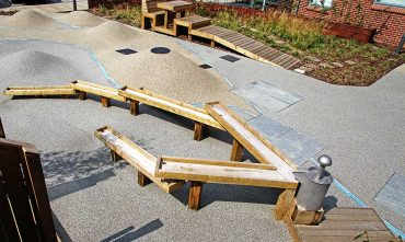 Play Areas by Acer Landscapes Ltd
