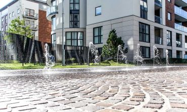 Water Feature by Acer Landscapes Ltd