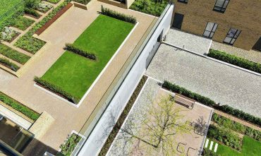 rooftop-gardens by Acer Landscapes Ltd